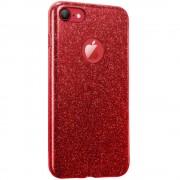 Husa Capac Spate Shine Rosu Apple iPhone 7, iPhone 8, iPhone SE 2020 STAR