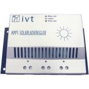 Regulator de încărcare Conrad pentru protecţia bateriilor solare MPPT 10 A