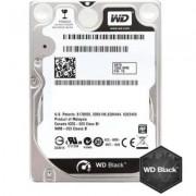 Твърд диск hdd 1tb wd black 2.5 sataiii 32mb 7200rpm, wd10jplx