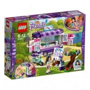 Lego Friends - Puesto de Arte de Emma - 41332