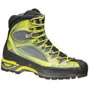 La Sportiva Trango Cube GTX - scarponi alta quota alpinismo - uomo - Green