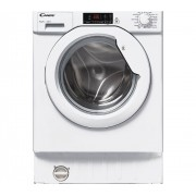 Candy CBWM816D Integrated 1600Spin Washing Machine - White