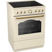 Готварска печка Gorenje EC62CLI, Обем 65 л, Клас А, Шампанско