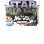 Luke Skywalker with Speeder Bike Action Figure 2-Pack