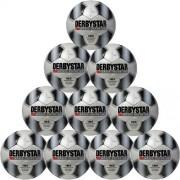 Derbystar Fußballpaket (10 Stück) APUS PRO TT - weiß/schwarz | 5