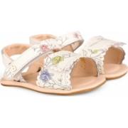 Sandale Fetite Bibi Afeto Albe Floral 21 EU