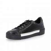 Galieti Sneaker made in Italy in pelle laminata