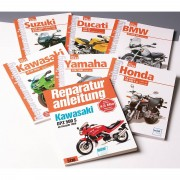 Motorbuch-Verlag Reparaturanleitung Bucheli Suzuki SFV 650 Gladius