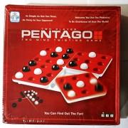 MInd Blowing Card Board Pentago Game (HCCD ENTERPRISE)
