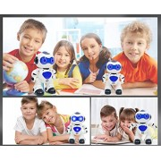 Ikevan Kids Music Light Toys Electronic Swing Dancing Smart Space Robot Astronaut