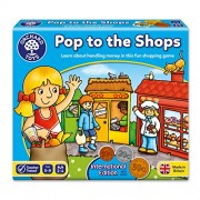 Orchard Toys International Pop The Shops, Multi Color