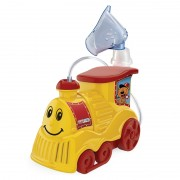 Aparat aerosoli pentru copii Turbo Train Dr. Frei, 10 ml, compact