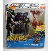 Transformers Prime Shockwave - Beast Hunters - Voyager