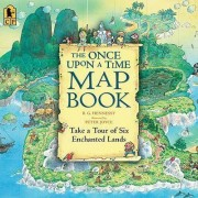 The Once Upon a Time Map Book by B G Hennessy