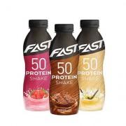 FAST Sport Nutrition 12x FAST Proteinshake 50, 500ml