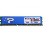 Модуль памяти Patriot Memory PSD34G16002H DDR3 DIMM 1600Mhz PC3-12800 CL11 - 4Gb