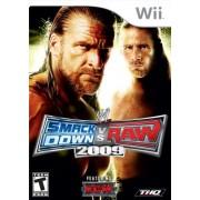 THQ WWE SmackDown vs. Raw 2009 Nintendo Wii