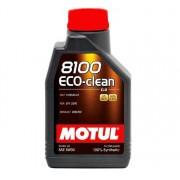 MOTUL 8100 Eco-clean 5W-30 1L motorolaj