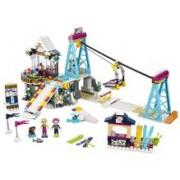 41324 Lego Friends Schiliftul Statiunii De Iarna