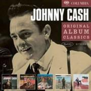 Johnny Cash - Johnny Cash Slipcase (0886972710822) (5 CD)