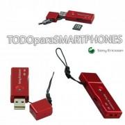 Lector de Memorias Sony M2 - USB