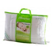 Garnitura pentru bebelusi Naturtex Medisan®, plapuma+perna, 90x130+40x50 cm, 430+70g