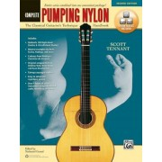 Pumping Nylon -- Complete: The Classical Guitarist's Technique Handbook, Book & Online Audio & Video, Paperback