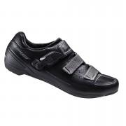 Shimano RP5 SPD-SL Cycling Shoes - Black - EUR 41 - Black