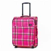 travelite Campus Trolley S 2w Caro Pink