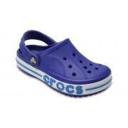 Crocs Bayaband Klompen Kinder Cerulean Blue 24