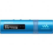 MP3 Player Sony NWZB183L, 4GB, Albastru