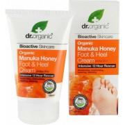 dr.Organic bio manuka mézes láb- és sarokápoló krém, 125 ml