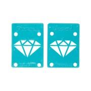 Diamond Supply Co 1-8 Inch Riser Pads Blue