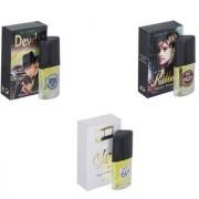 My Tune Combo Devdas-Killer-Silent Love Perfume