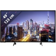 Panasonic TX-49FXW654 49'' 4K Ultra HD Wi-Fi Zwart LED TV