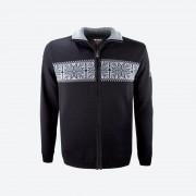 Kama Fashion&Function Kama 100% merinowol Windstopper Vest zwart 3052
