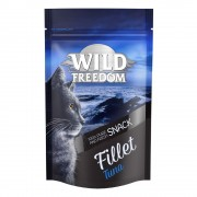 Wild Freedom Filet лакомство за котки с риба тон - 2 x 100 г (12 филета)