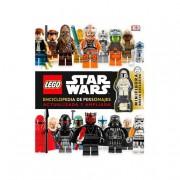 Dk LEGO Star Wars Enciclopedia Personajes de la Saga