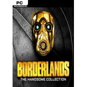 BORDERLANDS: THE HANDSOME COLLECTION (TR) - STEAM - MULTILANGUAGE - WORLDWIDE - PC