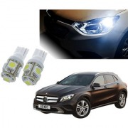 Auto Addict Car T10 5 SMD Headlight LED Bulb for Headlights Parking Light Number Plate Light Indicator Light For Mercedes Benz GLA-Class