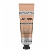 Light máscara anti-fadiga com vitamina c e alga coralina 30ml - Comodynes