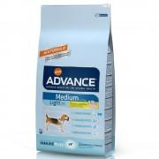 Advance Medium Light con pollo - Pack % - 2 x 12 kg