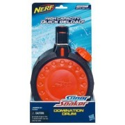 Super Soaker Nerf Domination Drum Water Clip by SuperSoaker TOY