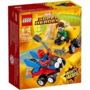 Конструктор Лего Супер Хироус - Mighty Micros: Scarlet Spider vs. Sandma, LEGO Super Heroes, 76089