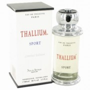 Thallium Sport For Men By Parfums Jacques Evard Eau De Toilette Spray (limited Edition) 3.4 Oz