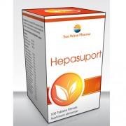 Hepasuport 100 tablete Sun Medic