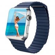 OEM Correa de Cuero IWO 2 / 3 / 5 - Apple Watch 1 / 2 / 3