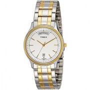 Timex Analog White Dial Mens Watch-TW0TG5909