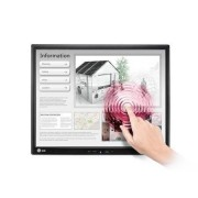 Monitor LG 19MB15T-I 18.9 inch HD Touch Black