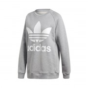 Adidas FELPA LOGO OVERSIZE SWEAT DONNA
